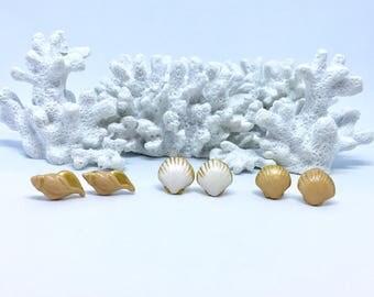 Seashell Trio - Golden Sands