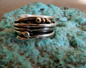 Sterling Wrap Around Ring