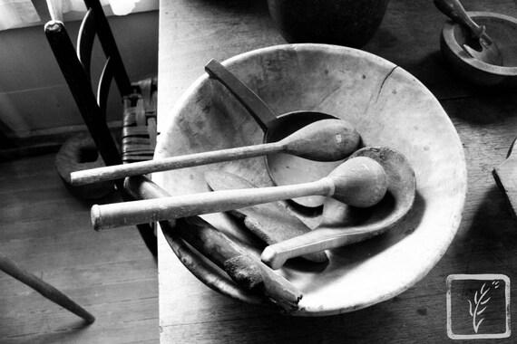 """Mixing Bowl,"" Conklin House, Huntington New York, 2015."