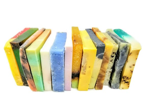 Vegan Soap/Soap Sampler/Soap Samples/Soap Gift/Essential Oil Soap/Handmade Soap/Soap Stack/Soap Bundle/Christmas Gift/Bar Soap/Organic Soap