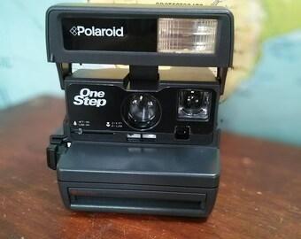Polaroid One Step Used Camera