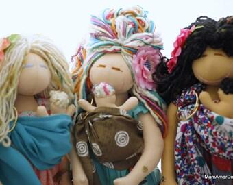 Personalize VBAC MamAmor Doll