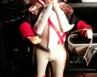 Napoleon Costume Doll by Peggy Nisbet Made in England