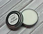 Tobacco Vanilla TYPE Handmade Natural Solid Perfume, Perfume, Solid Fragrance, Perfume Balm