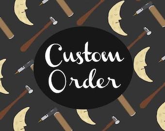 Custom Order for Casey