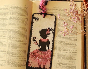 Bookmark featuring Miss Shadow - My Lonely Heart