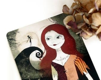 30% Off - Summer SALE 30 Percent Off - Summer SALE A Nightmare Before Christmas - Postcard