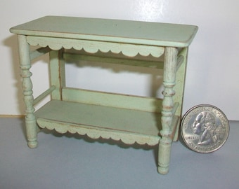 Miniature Side Table  1:12 scale
