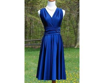 USA  Convertible dress, inifinty dress, bridesmaids dress