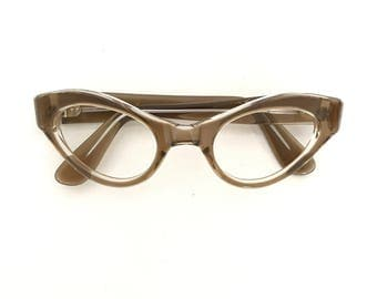 vintage eyewear cat eye glasses clothing shoes by bibbysrocket