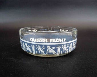 Vintage Ashtray from: Cesar's Palace, Las Vegas. Circa 1950's - 1960's.