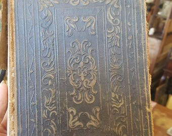 Rare Shabby Antique Book Ancient History of the Egyptians, Carthaginians, Assyrians, Babylonians, Medes and Persians, Macedonians Grecians