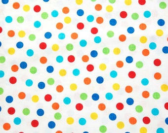 Timeless Treasures Sketch Dot Brite Cotton Fabric