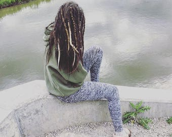 30 Synthetic dreads, dreadlocks, dreads, synthetic dreadlocks, dreadlock extensions, dread, hair extensions, double ended dreads, dreadlock
