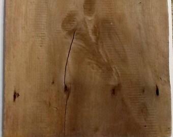 Barn Wood, 18 W x 24 L x 1 1/4 D, Salvaged Barn Board, Sign Wood, Weathered Wood,Antique Craft Wood, Old Wood, Old Barn Wood, Reclaimed Wood