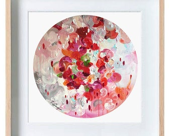 Cerasis' - limited edition of 100 -  fine art Giclée print from my own original painting