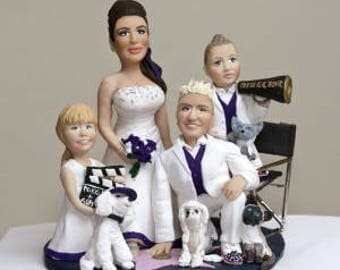 Gay ,Lesbian, straight, wedding , civil partnership ,anniversary cake topper personalised