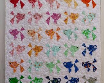 Goldies Quilt Pattern
