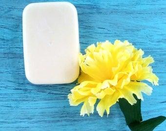 Cherry Lemonade soap-summer soap-pink glycerine soap-gift for her-fruity soap-birthday gift