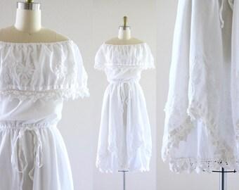crochet mexican wedding dress