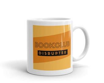bookclub disrupter mug