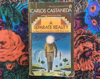 A Separate Reality  by Carlos Castaneda [Paperback - 1971]