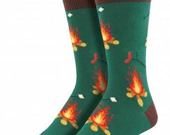Mens Campfire Socks