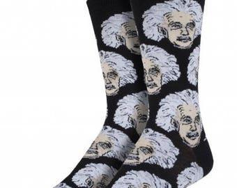 Mens Einstein Socks