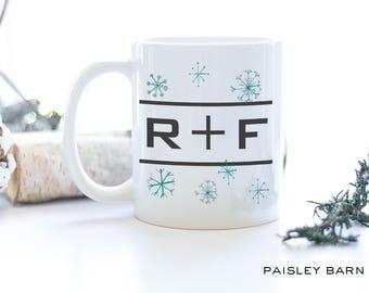 Holiday R+F Mug | christmas, gift, holiday, customer, rodan and fields