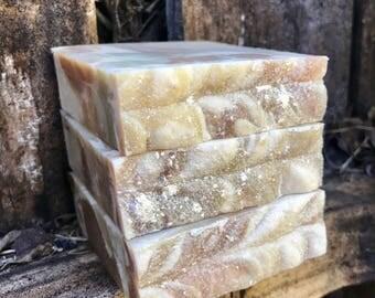 Bamboo & Citrus Soap - Clean Crisp Refreshing Soap - Vegan