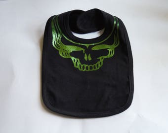 Steal Your Face Baby Bib