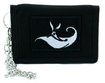 Ghostly Dog Zero Tri-fold Wallet Alternative Clothing Nightmare Before Christmas - YDS-EMPA-016-WALLET