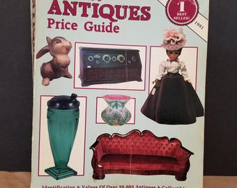 Vintage Schroeders Antiques Price Guide Book
