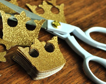 Royal Prince Birthday Party Supplies. Little Prince. Crown Confetti. Ships in 2-3 Business Days. Prince Birthday Party Decorations. 25CT.