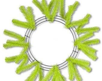 ON SALE 15 Inch FRESH Green Work Form Xx748855, Poly Mesh Supplies