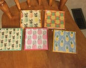 Set of 40 Pineapple Cards