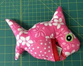 Tooth fairy pillow - Shark