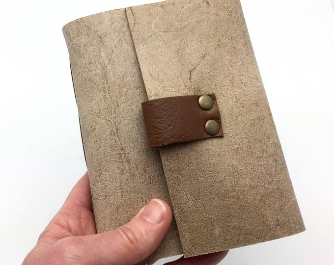 Wine Journal, Taupe, gift for wine lovers