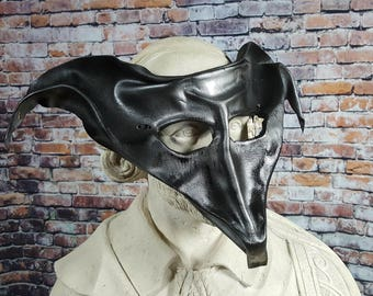 Aardvark Leather Mask