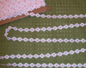 "5 Yards 1/2"" wide Premium  Crochet  Trim for Doll Clothes"