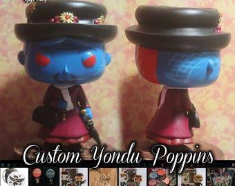 Yondu Poppins - Custom Funko Pop repaint