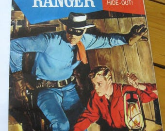 The Lone Ranger #16 Gold Key Comic/Western Comic Book