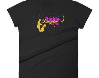 Daddy Daughter Ball 2018 Women's short sleeve t-shirt