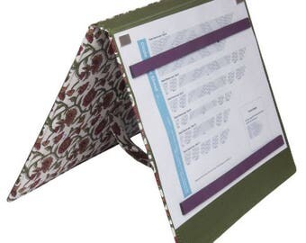 New Knitters Pride Fold Up Pattern Holder - Aspire