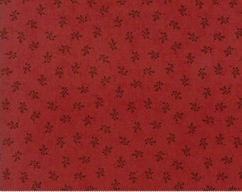 Compassion Faded Red 46257 18, collections for a cause, by Howard Marcus for moda fabrics