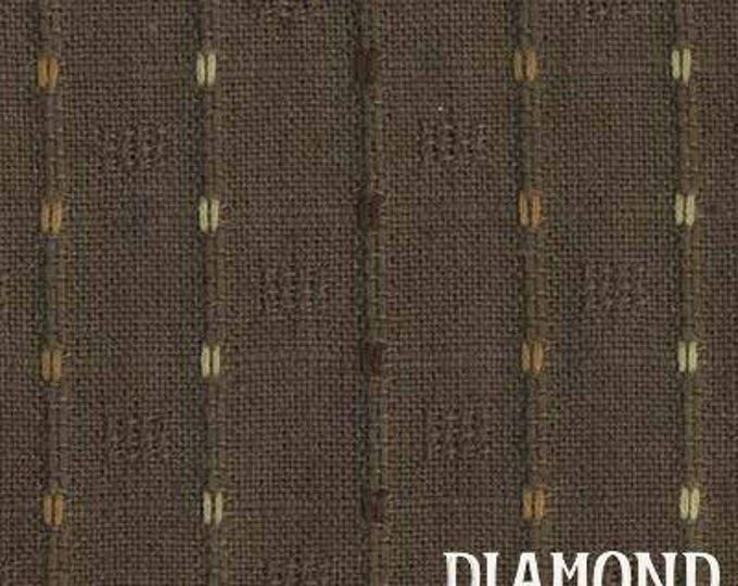 Primitive Rustic PRF527 green striped by Diamond Textiles
