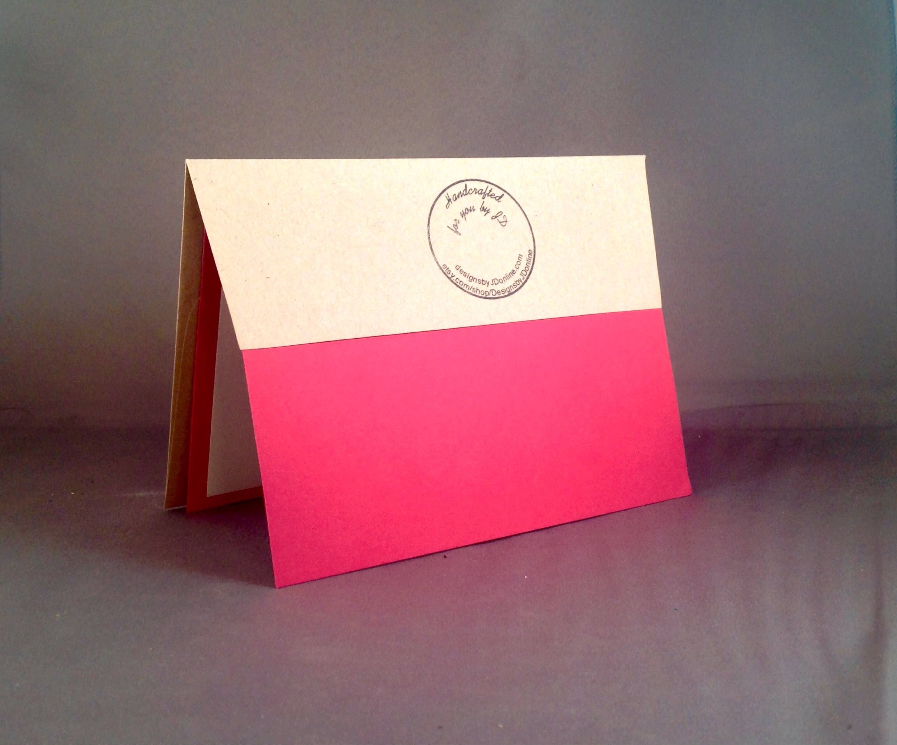 Cupcake Pop Up Card for Mom