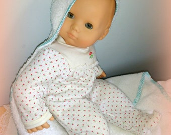 Vintage Pleasant Company Bitty Baby Doll American Girl Our New Baby Early 1990 Version Tagged Excellent Condition