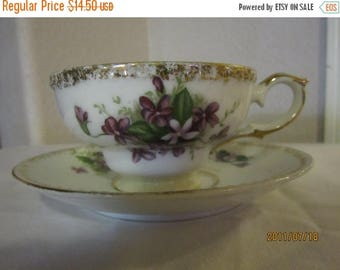 Summer Sale Fine china cup and saucer made by Kelvin