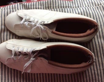 VINTAGE BOWLING SHOES mens large, Dexter u s a , sporting footwear, athletic gear